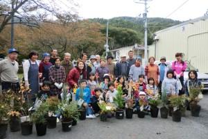 2012年10月30日森林公園鉢植え 001