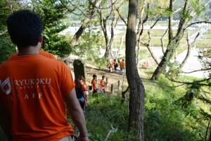 2014年龍谷大学被災地研修 1