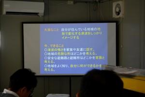 2014年8月28日早稲田中高教職員 5