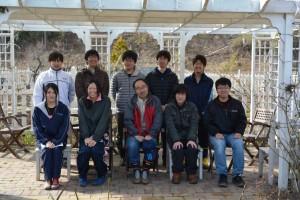 2015年2月25日浜松学院大学10名ボラ 004