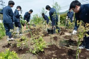 2015年5月8日桜ヶ丘高校 009