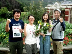 2015年8月23日東北トリップ。京都おだりなはーれ 017