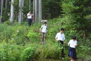 2015年8月3日神戸市立飛松中学校 002