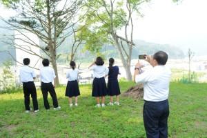 2015年8月3日神戸市立飛松中学校 007