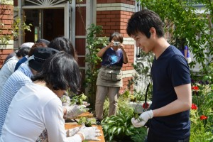 2016年6月17日ガーデン三上さん 054