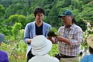 2016年6月17日ガーデン三上さん 092