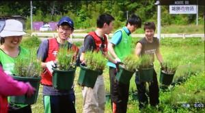 2016年7月24日NHK趣味の園芸・千葉大 020