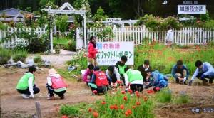 2016年7月24日NHK趣味の園芸・千葉大 050